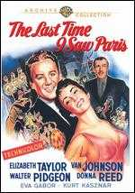The Last Time I Saw Paris - Richard Brooks