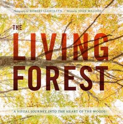 The Living Forest: A Visual Journey Into the Heart of the Woods - Llewellyn, Robert, Mr., and Maloof, Joan