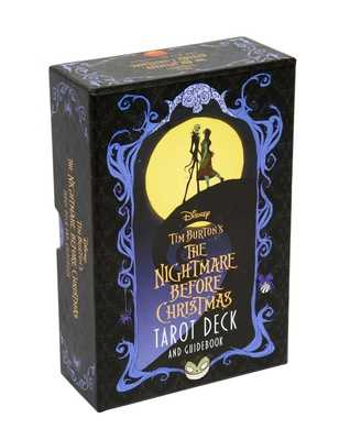 The Nightmare Before Christmas Tarot Deck and Guidebook - Siegel, Minerva