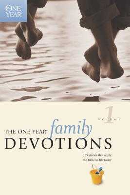 The One Year Book of Family Devotions - Children's Bible Hour (Creator)