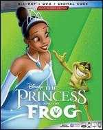 The Princess and the Frog [Includes Digital Copy] [Blu-ray/DVD]