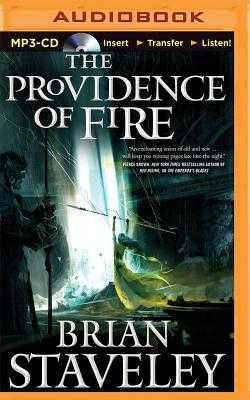 The Providence of Fire - Vance, Simon (Read by), and Staveley, Brian