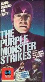 The Purple Monster Strikes [Serial]