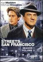 The Streets of San Francisco: The First Season, Vol. 2 [4 Discs]