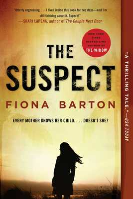 The Suspect - Barton, Fiona