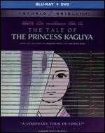 The Tale of the Princess Kaguya [3 Discs] [Blu-ray/DVD] - Isao Takahata
