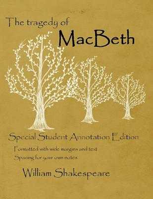 The Tragedy of Macbeth - Shakespeare, William
