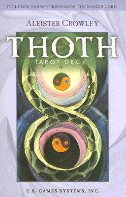 Thoth Tarot Cards - Crowley, Aleister