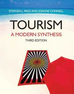 Tourism: A Modern Synthesis - Page, Michael, Dr.