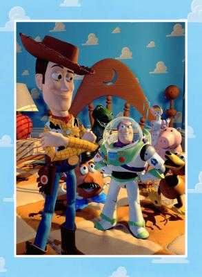 Toy Story the Art and Making of the Animated Film