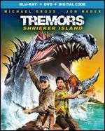 Tremors: Shrieker Island [Includes Digital Copy] [Blu-ray/DVD]