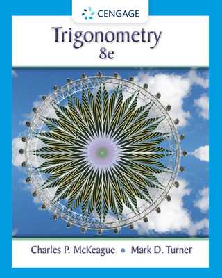 Trigonometry - Turner, Mark, and McKeague, Charles P.