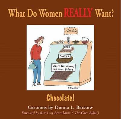 What Do Women Really Want? Chocolate - Beranbaum, Rose Levy (Foreword by)