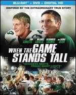 When the Game Stands Tall [2 Discs] [Includes Digital Copy] [Blu-ray/DVD] - Thomas Carter