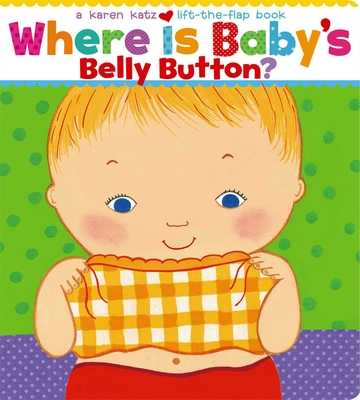 Where Is Baby's Belly Button? -