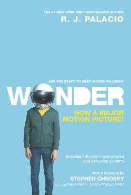 Wonder Movie Tie-In Edition - Palacio, R J