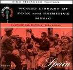 World Library of Folk and Primitive Music, Vol. 4: Spain