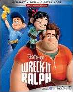 Wreck-It Ralph [Includes Digital Copy] [Blu-ray/DVD] - Rich Moore