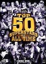 WWE: The Top 50 Superstars of All Time