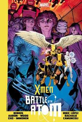 X-men: Battle Of The Atom - Bendis, Brian M, and Aaron, Jason, and Wood, Brian