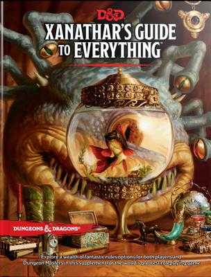 Xanathar's Guide to Everything - Wizards RPG Team