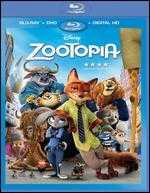 Zootopia [Includes Digital Copy] [Blu-ray]