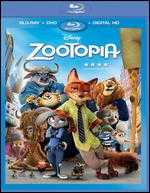 Zootopia [Includes Digital Copy] [Blu-ray] - Byron Howard; Rich Moore