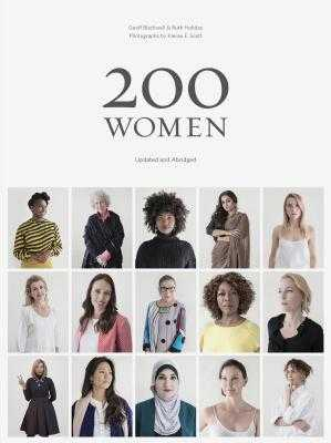 200 Women: Who Will Change The Way You See The World - Hobday, Ruth (Editor)