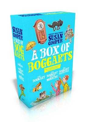 A Box of Boggarts: The Boggart; The Boggart and the Monster; The Boggart Fights Back - Cooper, Susan