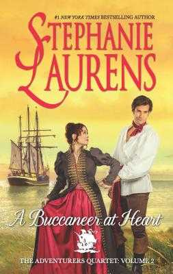 A Buccaneer at Heart - Laurens, Stephanie