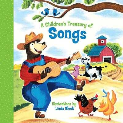 A Children's Treasury of Songs - Bleck, Linda