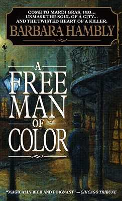 A Free Man of Color - Hambly, Barbara