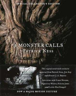 A Monster Calls: Special Collector's Edition (Movie Tie-in) - Ness, Patrick