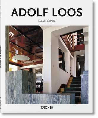 Adolf Loos - Sarnitz, August, and Goessel, Peter (Editor)
