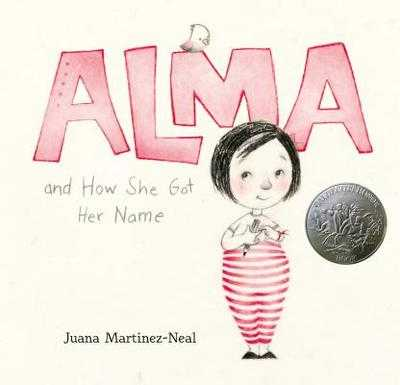 Alma and How She Got Her Name -