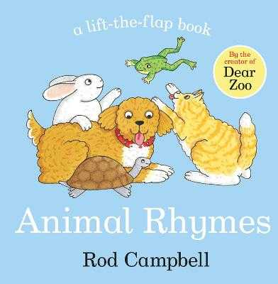 Animal Rhymes - Campbell, Rod