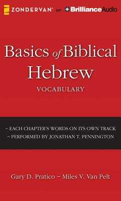 Basics of Biblical Hebrew Vocabulary - Pratico, Gary D, and Van Pelt, Miles V, and Pennington, Jonathan T (Read by)