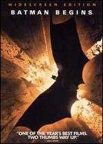 Batman Begins - Christopher Nolan