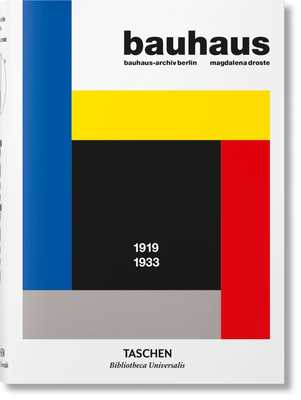 Bauhaus, Updated Edition - Droste, Magdalena