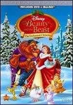 Beauty and the Beast: The Enchanted Christmas [Special Edition] [2 Discs] [DVD/Blu-ray]
