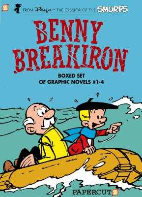 Benny Breakiron Boxed Set: Vol. #1-4 - Peyo