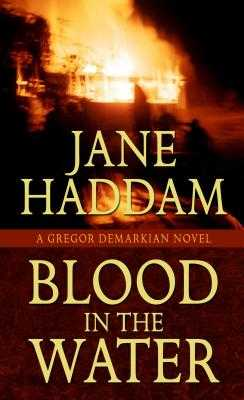 Blood in the Water - Haddam, Jane, and Moriarty, Laura