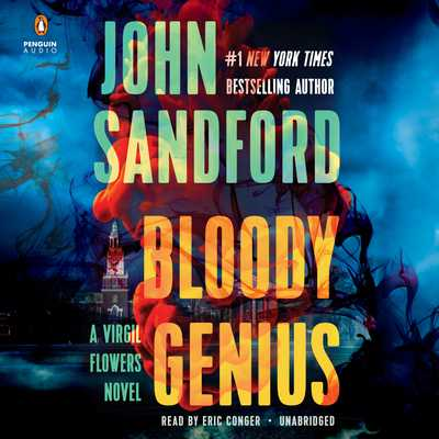Bloody Genius - Sandford, John, and Conger, Eric (Read by)