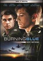 Burning Blue - D.M.W. Greer
