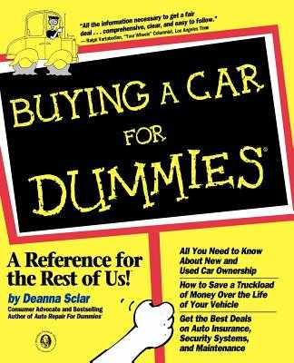 Buying a Car for Dummies - Sclar
