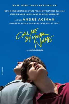 Call Me by Your Name - Aciman, Andre