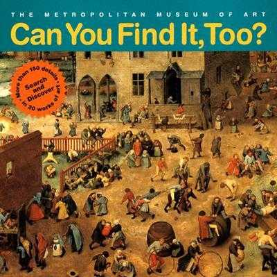 Can You Find It, Too? - Cressy, Judith