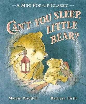 Can't You Sleep, Little Bear? - Waddell, Martin
