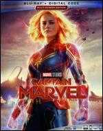 Captain Marvel [Includes Digital Copy] [Blu-ray]
