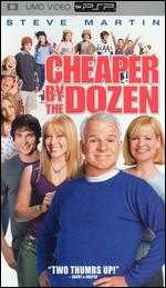 Cheaper by the Dozen [UMD] - Shawn Levy